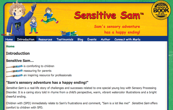 Sensitive Sam